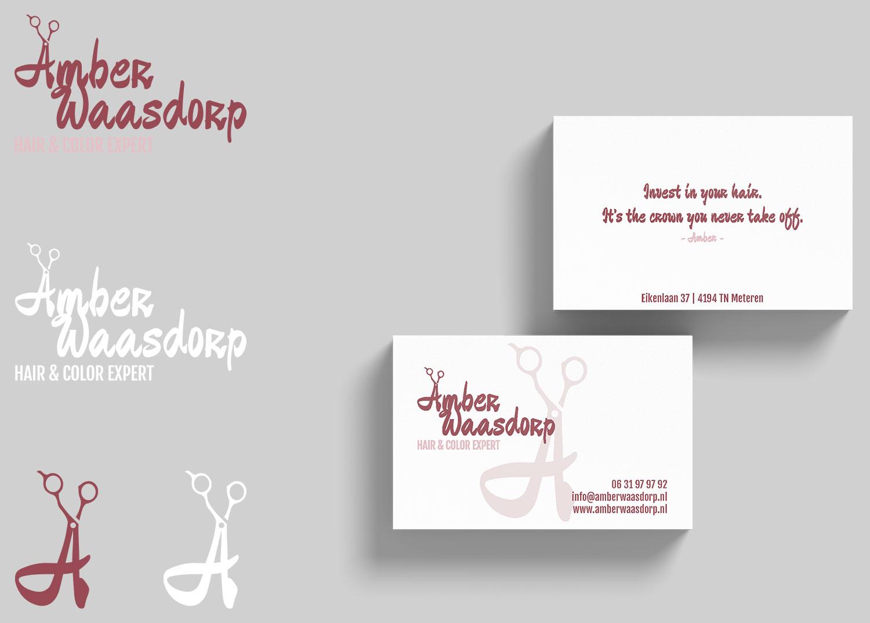 Logo&visitekaartje_Amber