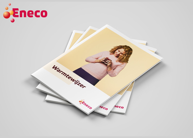 Brochure A5 Eneco Warmtewijzer - cover