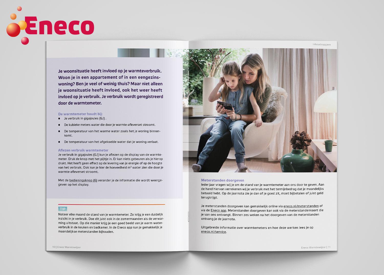 Brochure A5 Eneco Warmtewijzer - binnenwerk