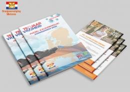 Programmaboekje Oranjevereniging Meteren