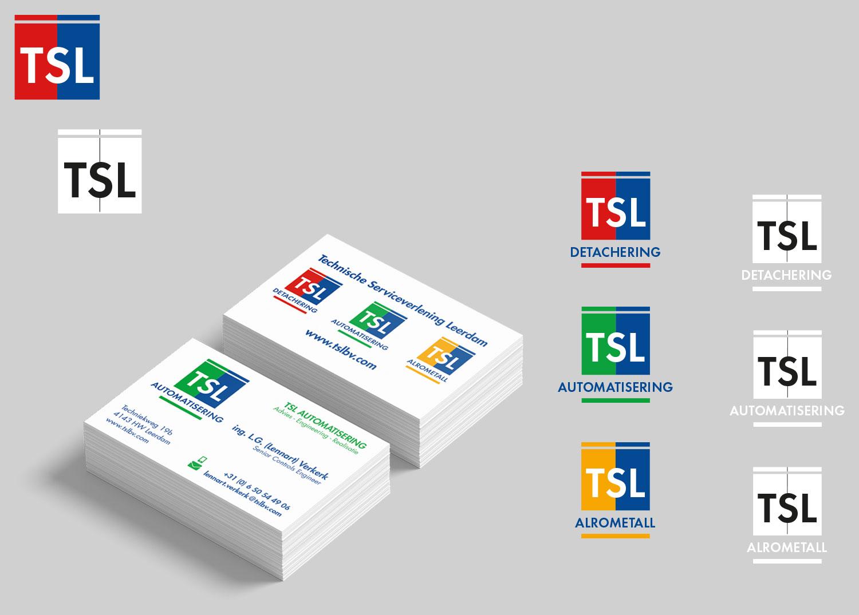 Logo & visitekaartjes TSL